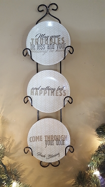Wall Plates Irish Blessing