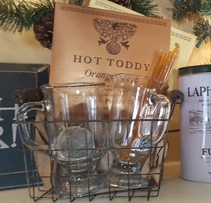 Hot Toddy Gift Basket