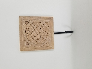 Celtic Knot Wall Hook