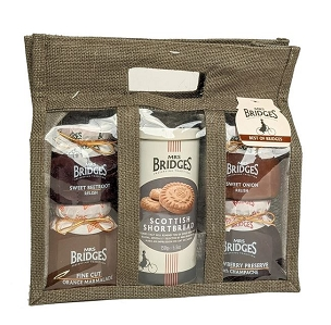 Best Of Bridges Assortment Jute Bag