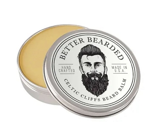 Celtic Cliffs Premium Beard Balm
