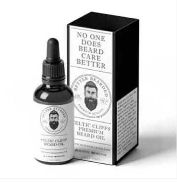 Celtic Cliffs Premium Beard Oil