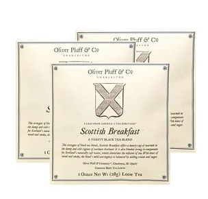 Scottish Breakfast Loose Leaf Tea  - 3 Pack