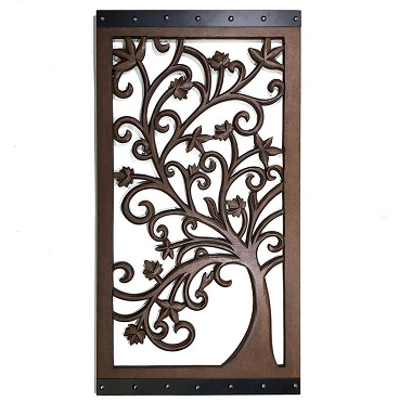 Rectangle Tree of Life Wall Hanging