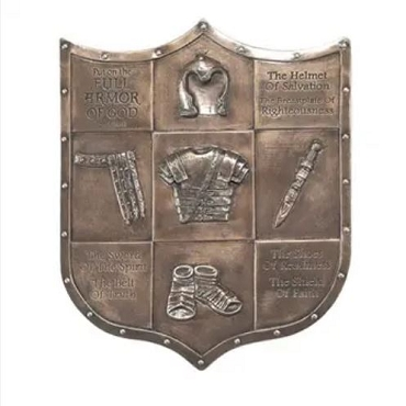 Full Armor of God Wall Plaque