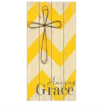 Amazing Grace Wall Plaque